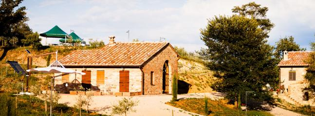Fonteleccino Farmhouse's view