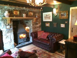 Hobbit Cottage, perfect romantic getaway, Liskeard