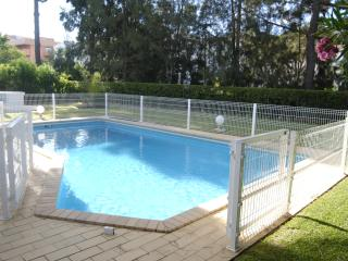 Toddler proof - fully fenced pool