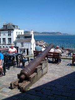 Canon at Cobb Gate Lyme Regis