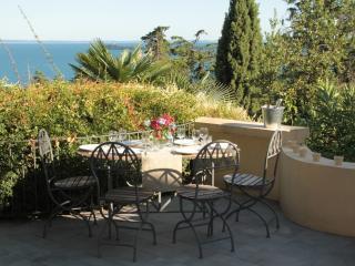 Lake-view terrace