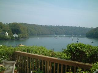 A very special cottage with stunning views in Malpas 2 miles from Truro