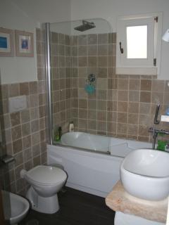 Villa. One bathromm