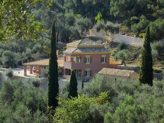 Villa near the beach of Agni