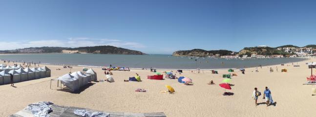 Beautiful Bay of Sao Martinho