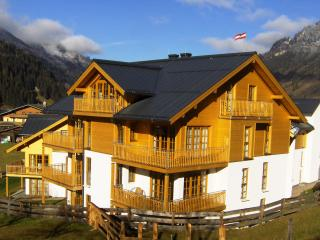Chalet Elisabeth in Summer