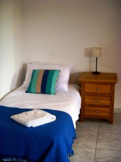 Family Bedroom, single bed