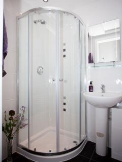 New luxury shower room