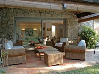 Outdoor covered Terrace