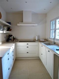 Kitchen - working area