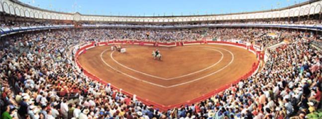 Bullfighting Square