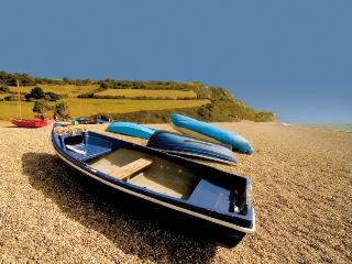 Branscombe Beach (boats not included)