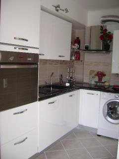 High standard fully equipped kitchen