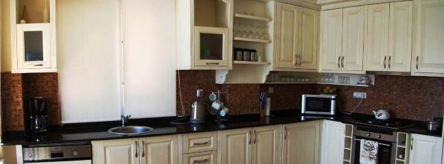 Large fully fitted seperate Kitchen
