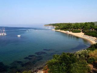Trikorfo beach in Gerakini!