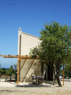 Casa Vaddeddi-Side towards the hills