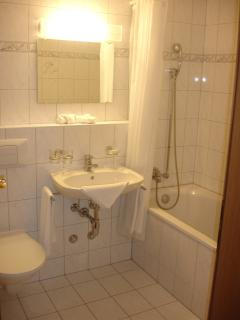 1 of the Bathrooms of les naturelles apartment