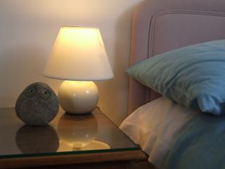 Cosy bedroom area