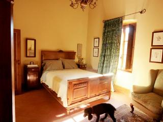 Guest room 2 on piano nobile