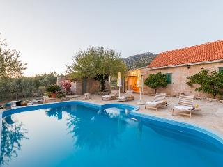 Luxury Villa Zlatni Rat with pool by the sea and beach Zlatni Rat in Bol -  Brac