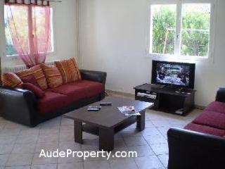 Quillan Rental Living Room