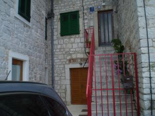 Stone house in the oldest part of Šibenik, Sibenik