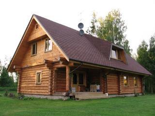 Vacation house ''Kalnakriknas', Kekava