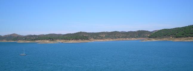 Fishing and Water Sports available at Santa Clara Lake