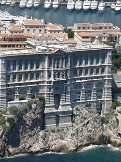 Oceanographic Museum Monaco - 20 minutes walk away from apartment