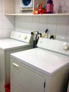 Washer and Dryer- Utility Room