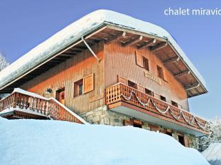 Mont Blanc Apartment, Chalet Miravidi, Montchavin La Plagne