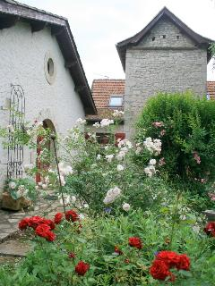 Poppy cottage (left)