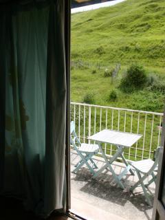 Balcony off Bedroom Katherine