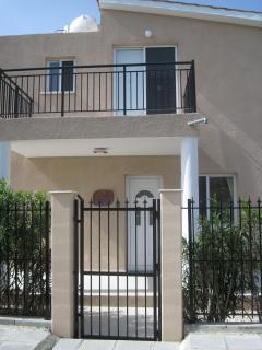 Villa - front