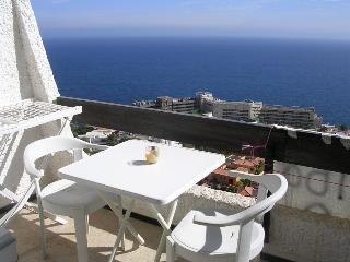 Estudio en Tabaiba con terraza y vistas espectaculares al mar