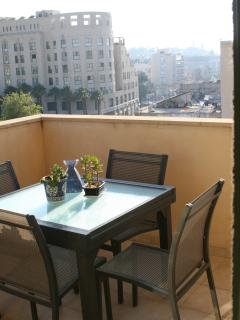 Light, Airy, 1 BR Apt in Jaffa
