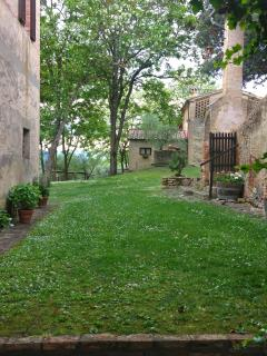 one of the views around the borgo