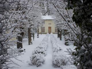 Old Chapel in winter