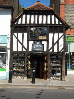 Fabulous old buildings in Henley