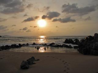 Palapa Ganesh  Beachfront