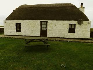 Thatched cottage, Benbecula Island