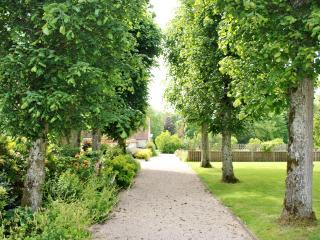 Pathway to gîte Double Espoir