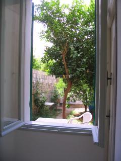 Corridoio - Veduta cortile