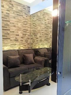 An interior-designed unit