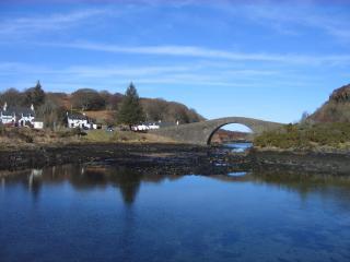 The Atlantic bridge