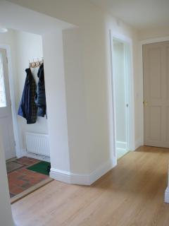 River Neuk is deceptively spacious with it's large entrance hallway