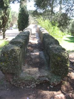 Steeped in history, Frejus has an ancient Roman Aqueduct