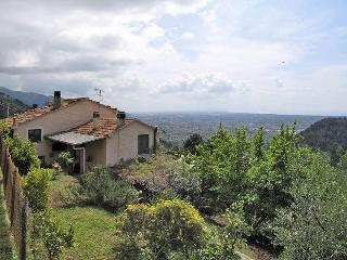 Tuscany, holiday apartment with panoramic view