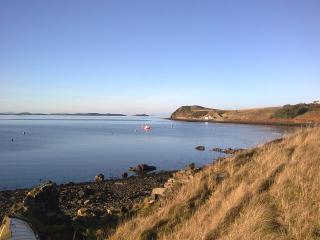 Lusta shore edge