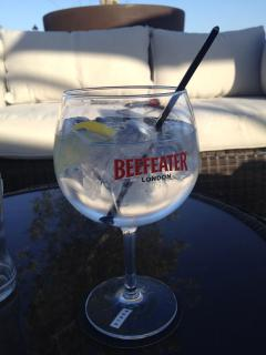 Huge Gin & Tonic to Relax